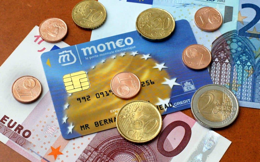 La courte histoire du porte-monnaie électronique.